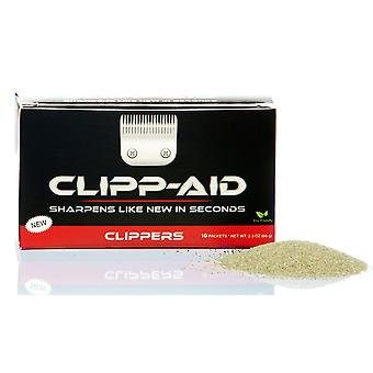 GRP 55 Clipp-Aid Standard Pet Clipper Sharpening System (Pack Of 10)