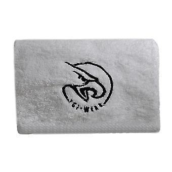 Tuf Wear Trainers Towel White