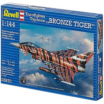 Revell Malli Kit Eurofighter Typhoon Pronssi Tiger 03970 1:144