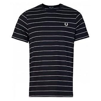 Fred Perry Authentics Fine Stripe T-Shirt