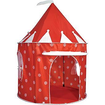 Ånden av Air barna Kingdom dukker opp teltet Polka Dot rød