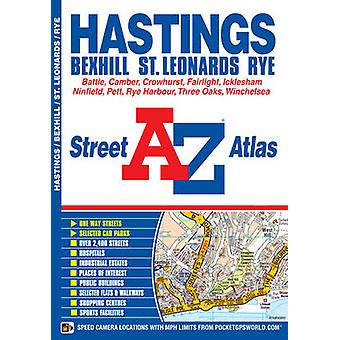 Hastings Street Atlas by Geographers A z Map Company