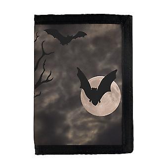 Portefeuille Halloween Bats