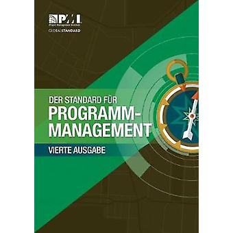 The Standard for Program Management - German by Project Management In