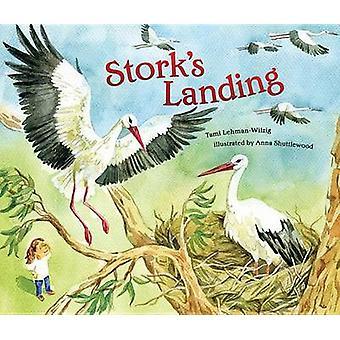 Stork's Landing by Tami Lehman-Wilzig - 9781467713962 Book