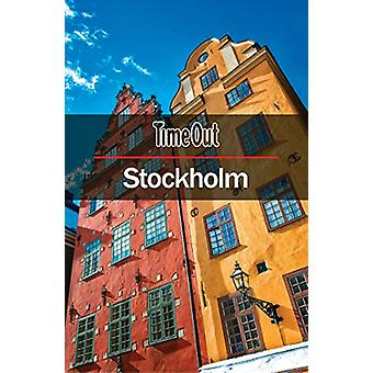 Time Out Stockholm City Guide - Travel Guide with Pull-out Map by Time