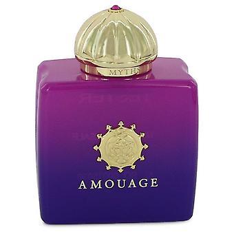 Amouage Myths Eau De Parfum Spray (Tester) By Amouage 3.4 oz Eau De Parfum Spray