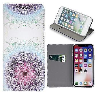 iPhone 11 - Älykäs trendikäs mobiililompakko - Koristeet