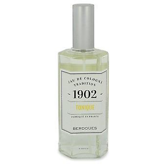 1902 Tonique Eau De Cologne Spray (Tester) door Berdoues 4.2 oz Eau De Cologne Spray