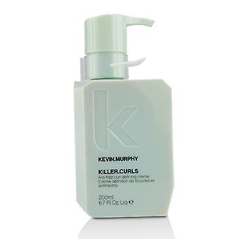 Killer.curls (anti frizz curl defining creme) 216412 200ml/6.7oz