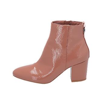Topshop BROOKLYN Women's Boots Beige Lace-Up Boots Winter