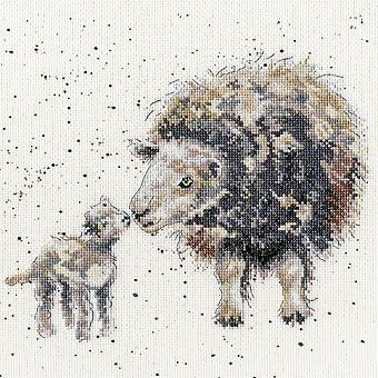 Bothy Threads Cross Stitch Kit - Ewe And Me