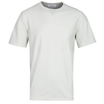 Samsoe & Samsoe Stone Grey Eskild T-Shirt