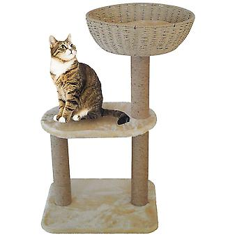 Ica Country Scraper with Cestillo (Cats , Toys , Scratching Posts)