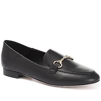 Jones Bootmaker Leather Snaffle Loafer