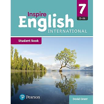 iLowerSecondary English Student Book Year 7 by David Grant
