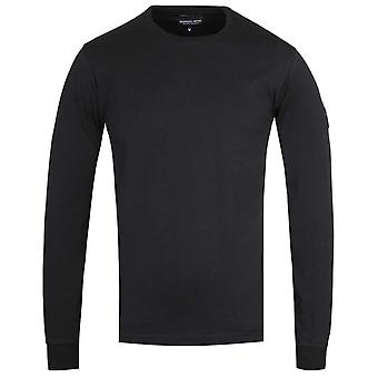 Marshall Artist Siren Long Sleeve Black T-Shirt