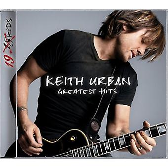 Keith Urban - Greatest Hits [CD] USA import