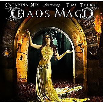 Chaos Magic [CD] USA import