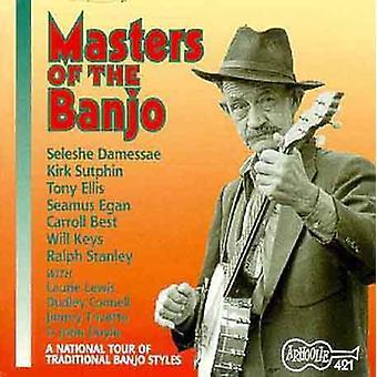 Masters of the Banjo - Masters of the Banjo [CD] USA import