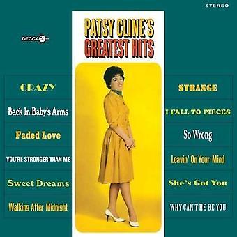 Patsy Cline - Greatest Hits (LP) [Vinyl] USA import
