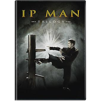 Ip Man Trilogy [DVD] USA import