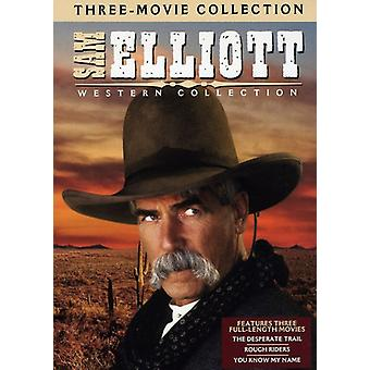 Sam Elliot: Westerns Collection [DVD] USA import