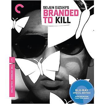 Branded to Kill [BLU-RAY] USA import