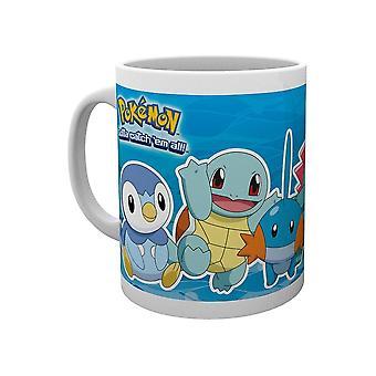 Pokémon, Mug - Water Partners