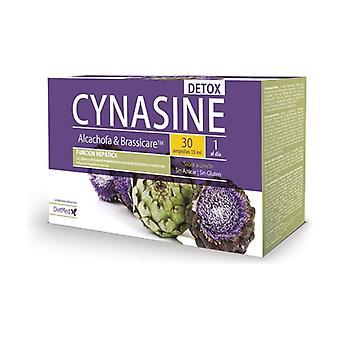Cynasine Detox 30 ampoules of 15ml (1000mg) (Lemon)