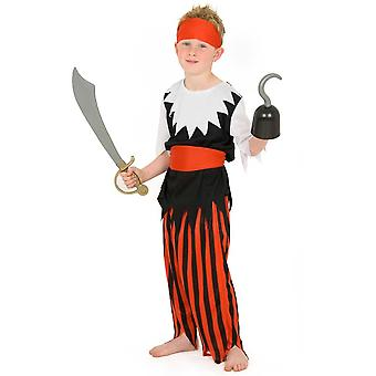 Toyrific Fancy Dress - Piraten Outfit (Medium)