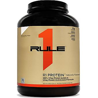 Rule1 R1 Protein - naturally flavored Naturally Plain 5 lbs