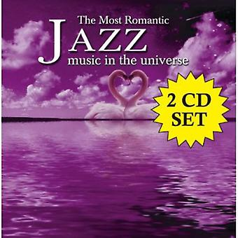 Most Romantic Music in the Universe - Jazz [CD] USA import