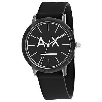 120, Armani Exchange Women 's AX5556 Quartz Black Watch