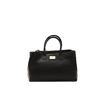 Pompei Donatella Nero Black Handbag PO667754