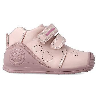 Biomecanics Girls 201106 Ankle Boots Pink Petal