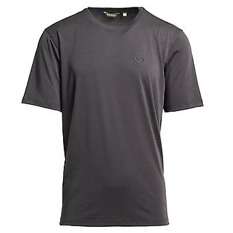 Brasher Men's Wicking Short Sleeve T-shirt Grijs