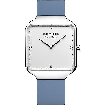 Bering Men's Watch Watch Max René Ultra Slim - 15836-700 Siliconen