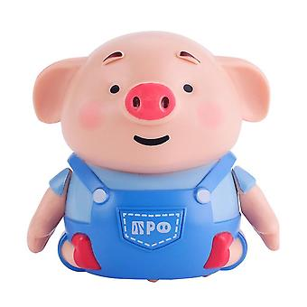Lekkie i delikatne Follow Robot Music Animals Fashion Edukacja Kid Toys With Pen (draw Pig)
