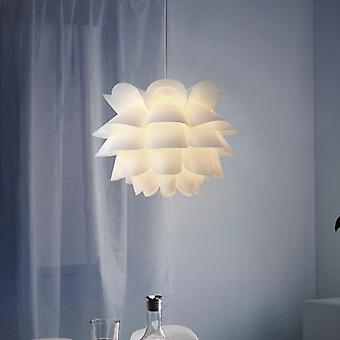 Art Diy Lotus Flower Lamp For Home Decoration