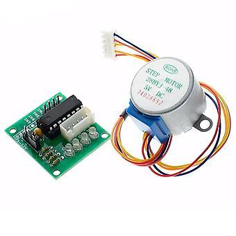 Motor 28byj-48 Step, Smart Electronics 5v 4 Faza Dc Gear Stepper Motor,