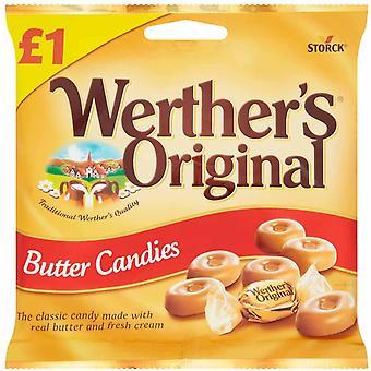 Werthers Original Butter Candies, 110g Bag