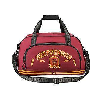 Harry Potter Gryffindor Crest Varsity Duffel Bag