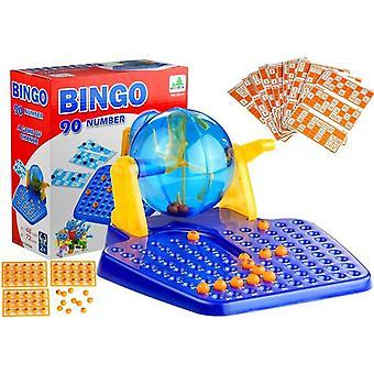 Bingo Lotto lasten leikki