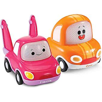 vtech toot-toot cory carson® playzone cory & frannie mini cars for children over