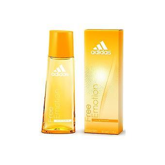 Adidas Gratis Følelser for Kvinder Eau-de-toilette Spray, 1,7-Ounce