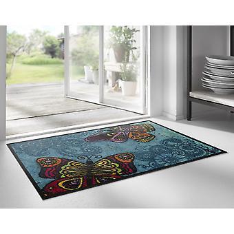 tvätt+torr designermatta Sprid dina Vingar 50 x 75 cm tvättbar dörrmatta