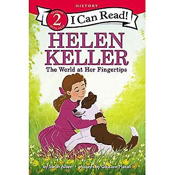 Helen Keller: Maailma käden ulottuvilla (voin lukea tason 2)