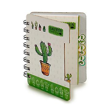 Bærbar kaktus (12 x 1 x 9,2 cm) Kaktus