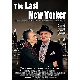 The Last New Yorker Movie Poster (11 x 17)